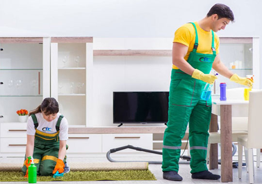 professional cleaners in gold coast